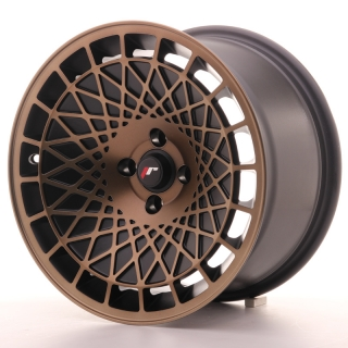 JR14 9x16 4x100 ET10-20 BLACK BRONZE FINISH