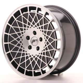 JR14 8,5x18 5x110 ET25-40 BLACK MACHINED