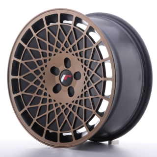 JR14 8,5x18 5x108 ET40 BLACK BRONZE FINISH