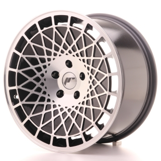 JR14 9,5x18 5x112 ET25-40 BLACK MACHINED