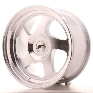 JR15 8x16 4x100 ET25 SILVER MACHINED