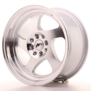 JR15 8x16 4x100/108 ET25 SILVER MACHINED