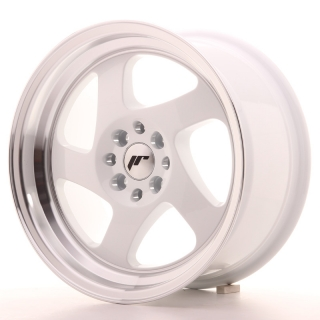 JR15 8x16 4x100/108 ET25 WHITE
