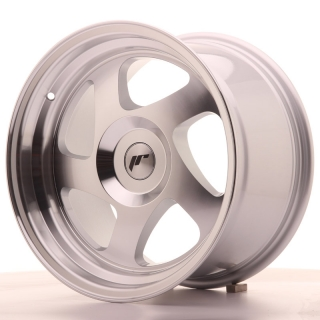JR15 9x16 5x110 ET20 SILVER MACHINED