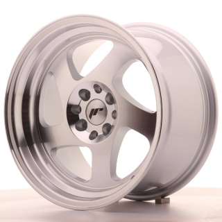 JR15 9x16 4x100/108 ET20 SILVER MACHINED