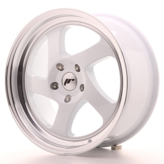 JR15 8x17 4x100 ET35 WHITE