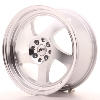 JR15 8x17 5x108/112 ET35 SILVER MACHINED