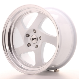JR15 9x17 5x100 ET25 WHITE