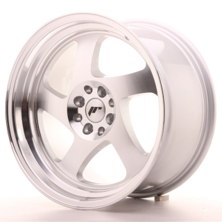 JR15 9x17 4x100/108 ET25 SILVER MACHINED
