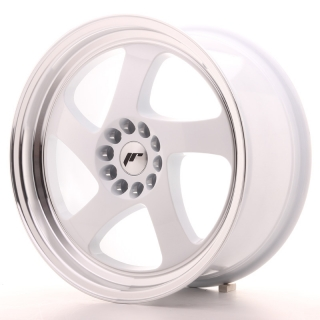 JR15 8,5x18 5x112/114,3 ET40 WHITE