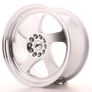JR15 8,5x18 5x100/120 ET35 SILVER MACHINED