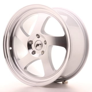 JR15 8,5x18 4x100 ET40 SILVER MACHINED