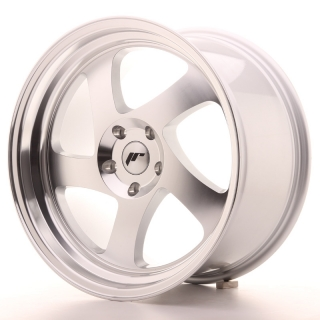 JR15 9,5x18 4x100 ET40 SILVER MACHINED