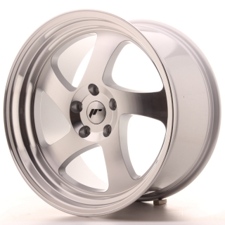 JR15 10x19 5x100 ET35 SILVER MACHINED