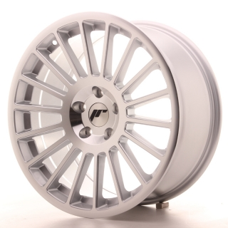 JR16 8,5x18 5x100 ET40 SILVER MACHINED