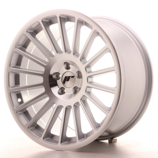 JR16 9,5x18 5x100 ET30 SILVER MACHINED