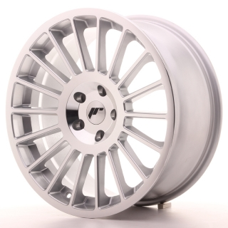 JR16 8,5x19 5H BLANK ET35-40 SILVER MACHINED