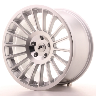 JR16 10x19 5H BLANK ET35 SILVER MACHINED