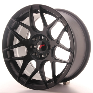 JR18 8x16 4x100/114,3 ET25 MATT BLACK
