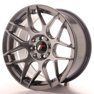 JR18 8x16 4x100/114,3 ET25 HYPER BLACK