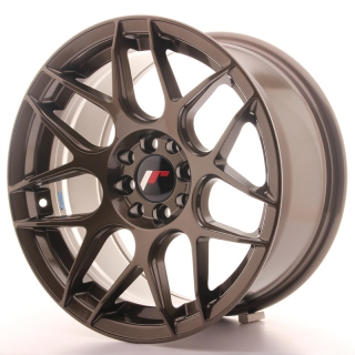 JR18 8x16 4x100/114,3 ET25 MATT BRONZE