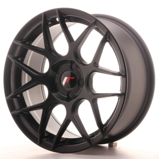 JR18 8x17 5x114,3 ET35 MATT BLACK