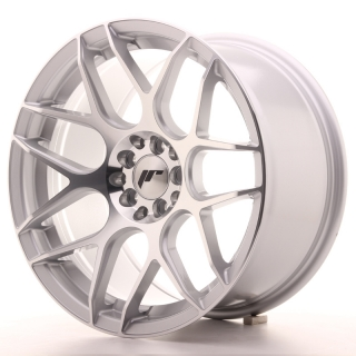 JR18 9x17 4x100/114,3 ET20 SILVER MACHINED