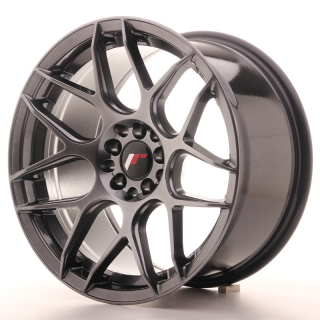 JR18 9x17 5x100/114,3 ET20 HYPER BLACK