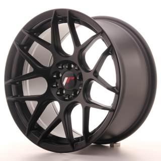 JR18 9x17 5x100/114,3 ET35 MATT BLACK