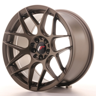 JR18 9x17 5x100/114,3 ET35 MATT BRONZE