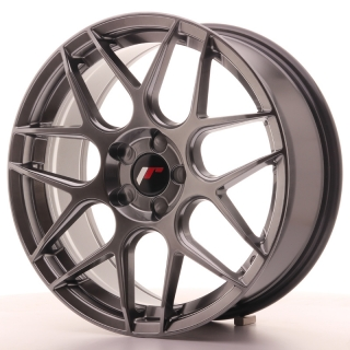 JR18 7,5x18 4x100 ET25 HYPER BLACK