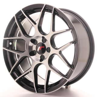JR18 8,5x18 5x108 ET35-45 BLACK MACHINED