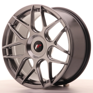 JR18 8,5x18 4x114,3 ET25-45 HYPER BLACK