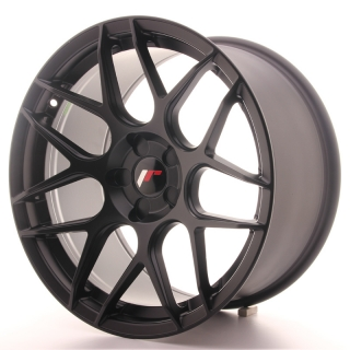 JR18 9,5x18 5x108 ET30-40 MATT BLACK