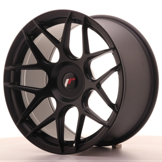 JR18 9,5x18 4x108 ET20-40 MATT BLACK