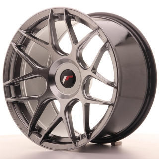 JR18 9,5x18 5x110 ET20-43 HYPER BLACK