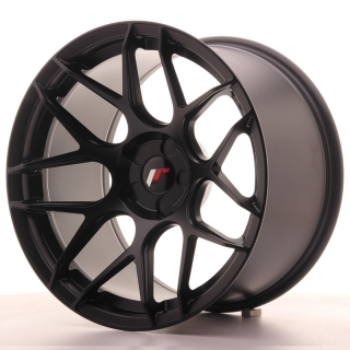 JR18 10,5x18 5x108 ET0-22 MATT BLACK