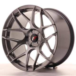 JR18 10,5x18 5x110 ET0-22 HYPER BLACK