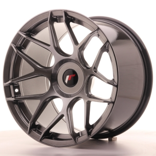 JR18 10,5x18 4x114,3 ET0-22 HYPER BLACK