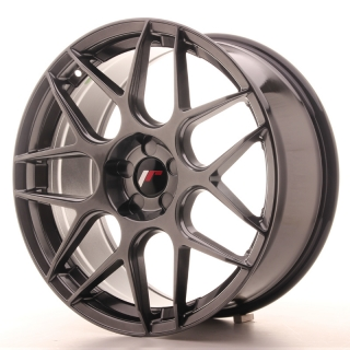 JR18 8,5x19 5x110 ET25-45 HYPER BLACK