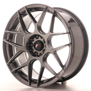 JR18 8,5x19 5x100/120 ET35 HYPER BLACK