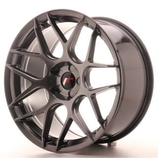 JR18 9,5x19 5x114,3 ET22-35 HYPER BLACK