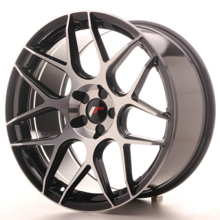 JR18 9,5x19 5x114,3 ET35 BLACK MACHINED