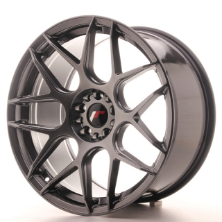 JR18 9,5x19 5x112/114,3 ET35 HYPER BLACK