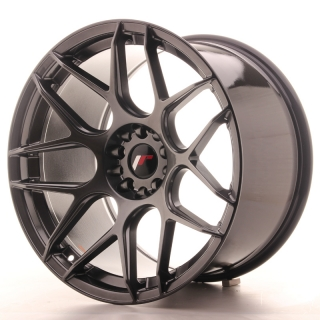 JR18 11x19 5x114,3/120 ET25 HYPER BLACK
