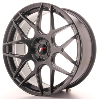 JR18 8,5x20 5x114,3 ET35-40 HYPER BLACK