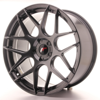 JR18 10x20 5x110 ET40-45 HYPER BLACK