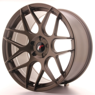 JR18 10x20 5H BLANK ET40-45 MATT BRONZE