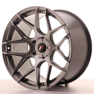 JR18 11x20 5x112 ET20-30 HYPER BLACK