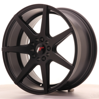 JR20 8,5x18 5x112/114,3 ET40 MATT BLACK